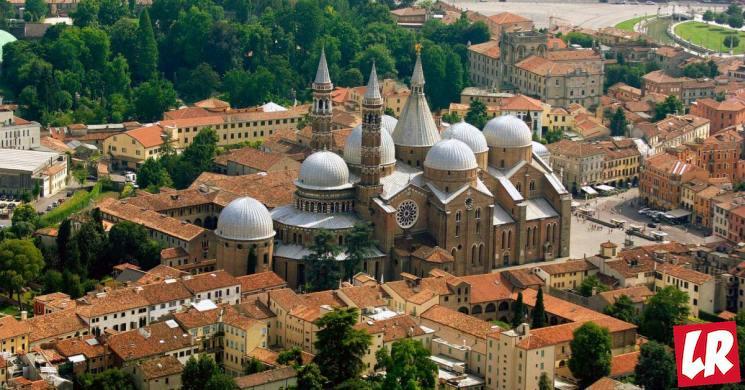 фишки дня - 13 июня, базилика святого Антония Падуя