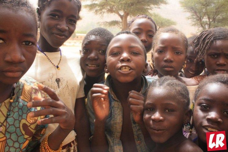 фишки дня - 16 июня, день африканских детей