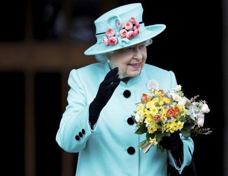 фишки дня - 8 июня, День рождения монарха Великобритании