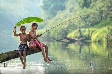 фишки дня. день рыболовства