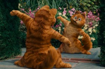 фишки дня, день кота Гарфилда
