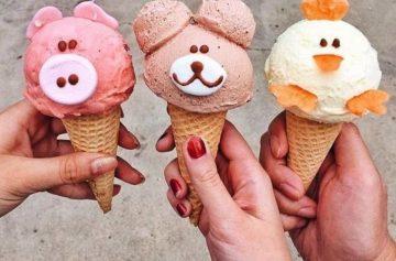 фишки дня, день мороженого