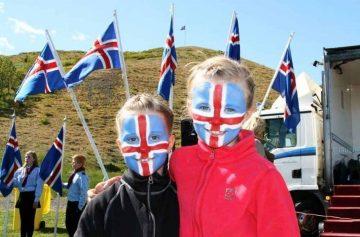 фишки дня, день независимости Исландии