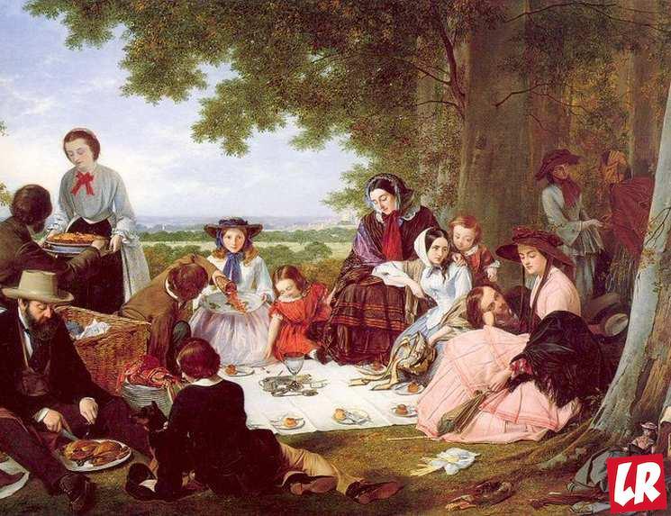 фишки дня - 18 июня, день пикника
