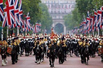 фишки дня, день рождения монарха Великобритании