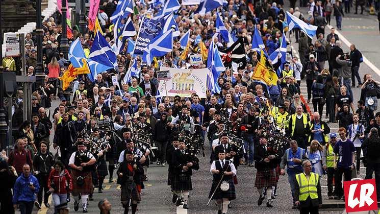 фишки дня - 24 июня, день независимости Шотландии