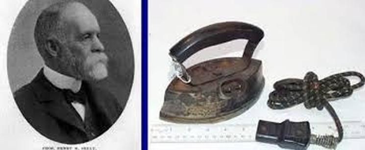 фишки дня - 6 июня, день электрического утюга, Генри Сили