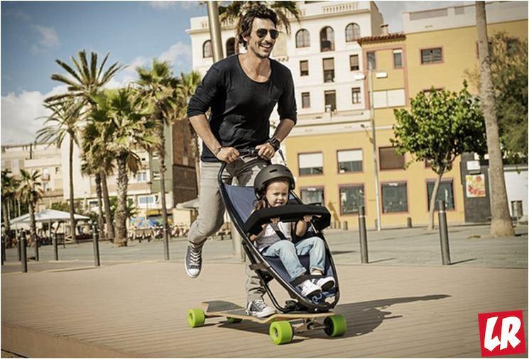 фишки дня - 18 июня, день рождения детской коляски
