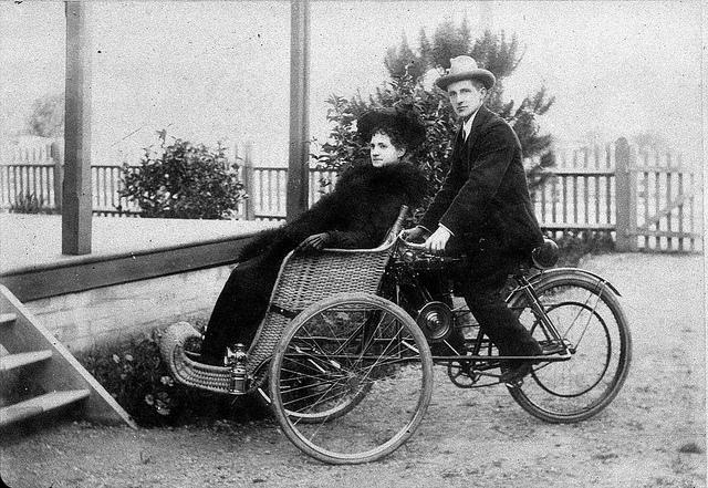 День велосипеда, разновидности