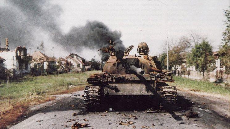 фишки дня - 25 июня, битва за Вуковар, день независимости Хорватии