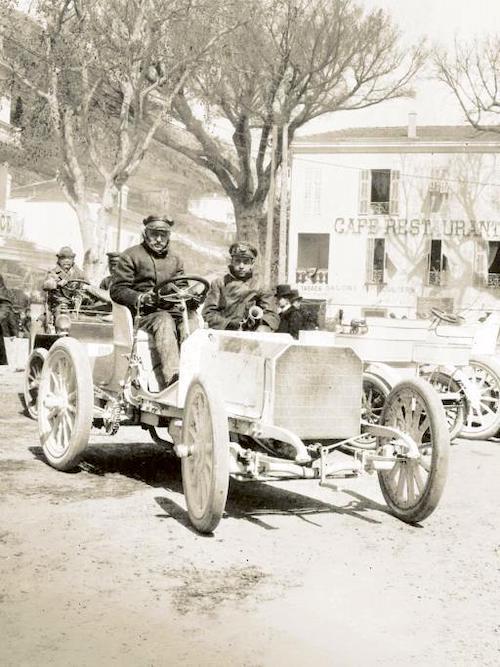гонки, первые в мире автогонки, Франция, 1894
