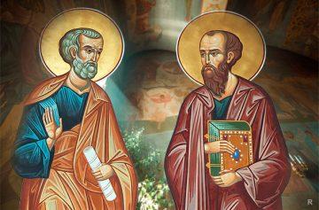 деяния апостолов, праздник Петра и Павла