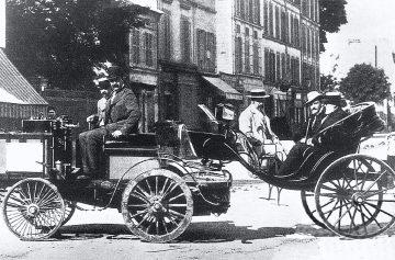 Paris-Rouen Trail, первые гонки в истории