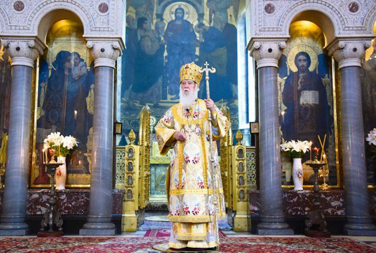 Филарет, церковь, УПЦ КП, ПЦУ, томос, Киев, Владимирский собор