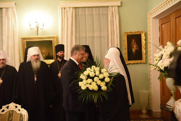 Филарет, церковь, УПЦ КП, ПЦУ, томос, Порошенко