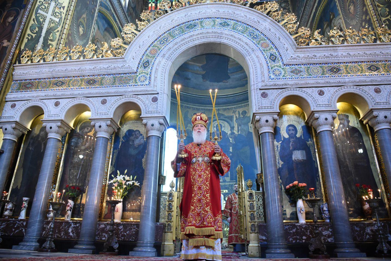 """Филарет: """"Мне обещали, что церковью буду управлять я"""""""