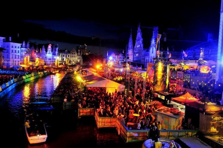 фишки дня - 19 июля, Гентский фестиваль Бельгия