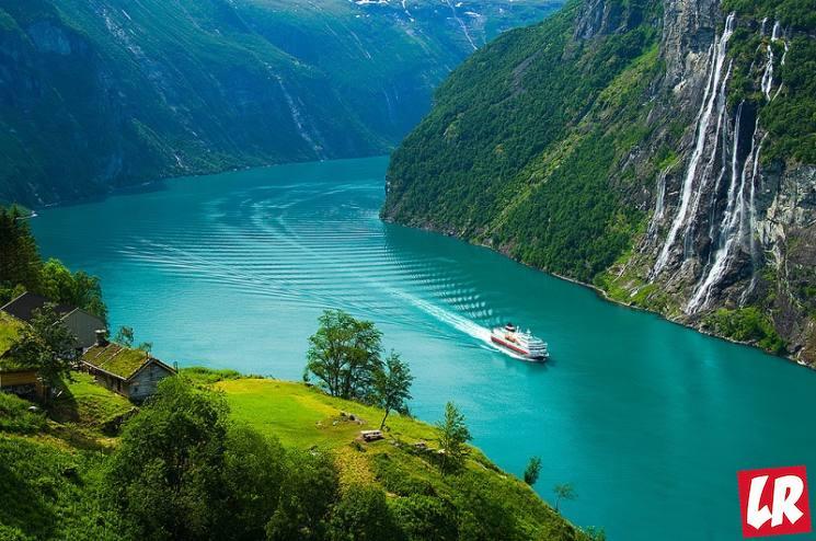 фишки дня - 12 июля, день фьордов Норвегия