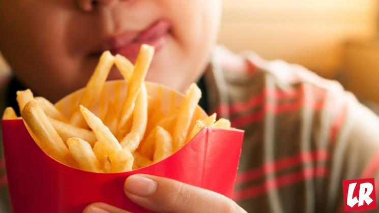 фишки дня - 21 июля, День мусорной еды США