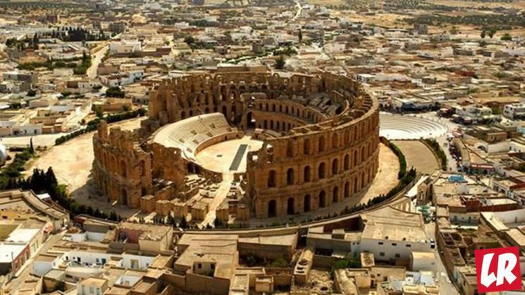 фишки дня - 25 июля, День Туниса, Тунис Карфаген