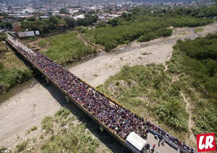 фишки дня - 24 июля, мост Симона Боливара