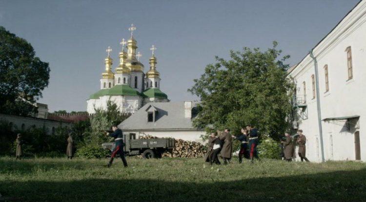 Киево-Печерская лавра, фильм Смерть Сталина