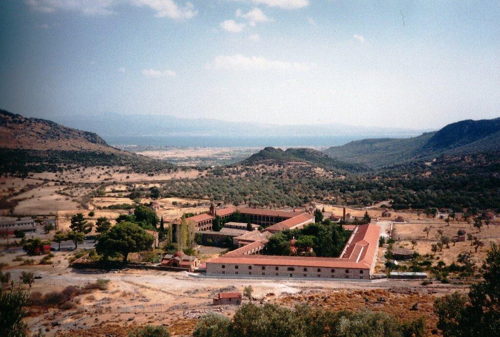 Монастырь Лимонос Лесбос, молодым семьям