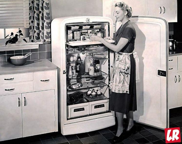 фишки дня - 8 августа, День рождения холодильника