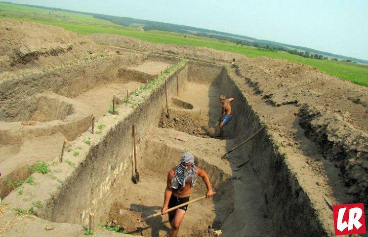 фишки дня - 15 августа, день археолога, Бельское городище