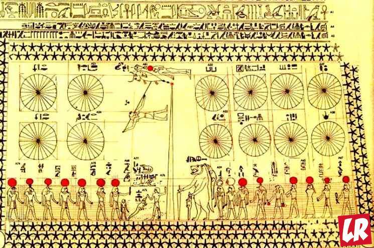 фишки дня - 29 августа, египетский новый год