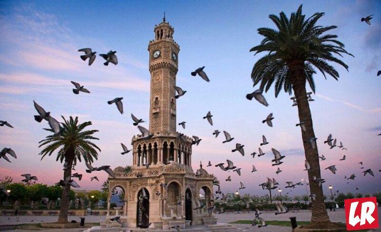 фишки дня - 30 августа, день победы Турция, Измир