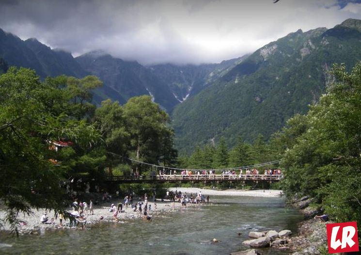 фишки дня - 11 августа, День гор Япония, Камикоти