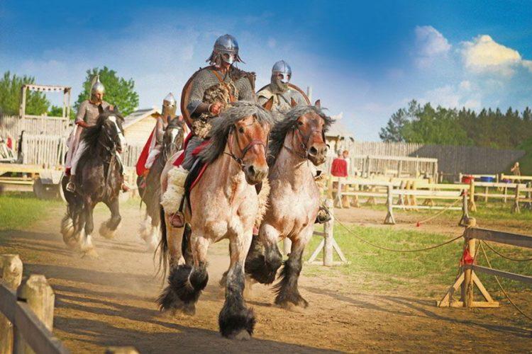 лошади, бега, русичи