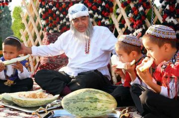 фишки дня, день туркменской дыни