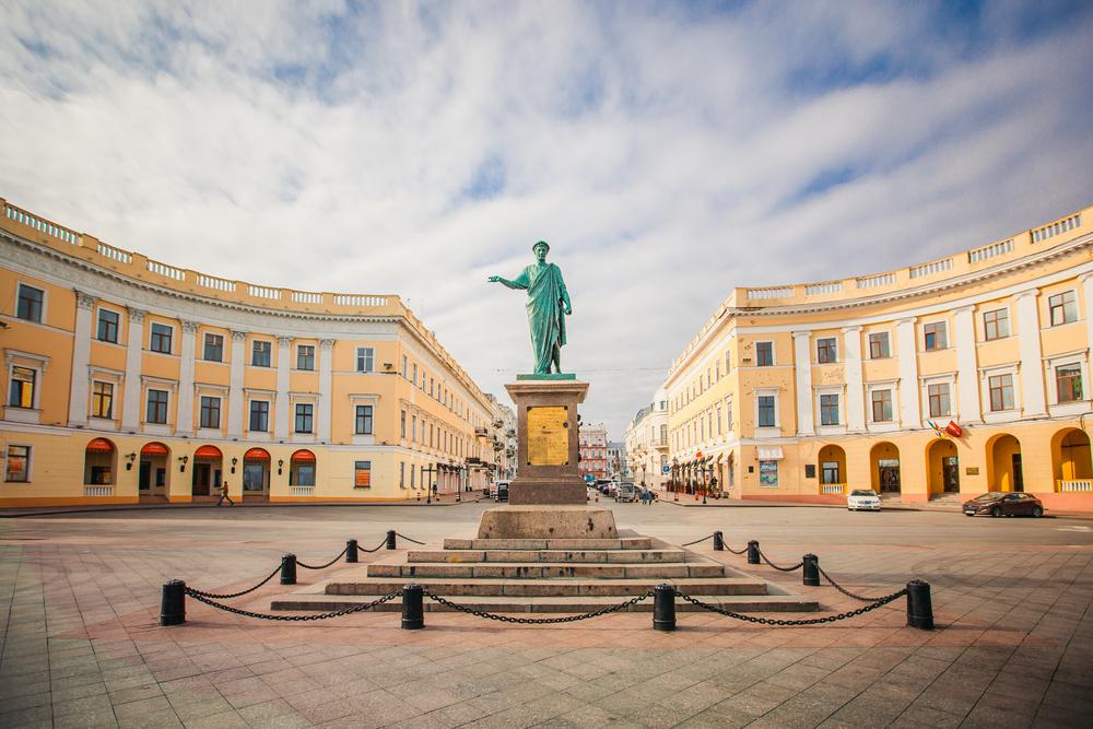 История Одессы – как Дюк сделал город и экономическое чудо