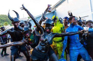 фишки дня, карнавал Гренада