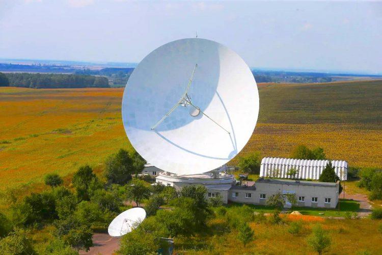 космос, Найбільший діючий радіотелескоп в Україні, Золочев, Львовская область