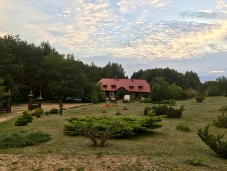 достопримечательности Польши, Подляшье, лес