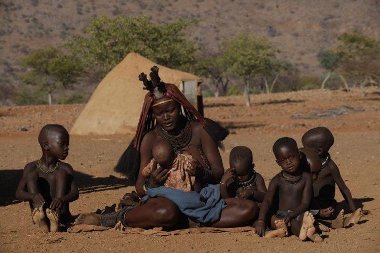 женская судьба химба