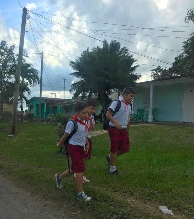 Куба, репортаж, остров несвободы, дети