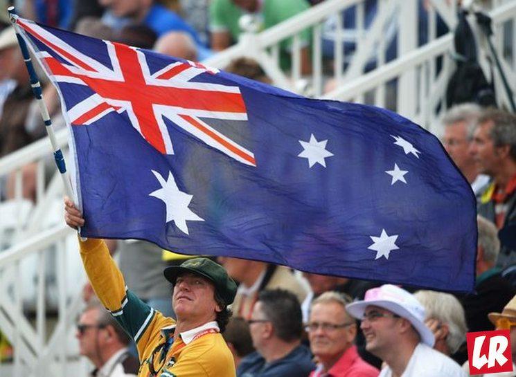 фишки дня - 3 сентября, день флага Австралии