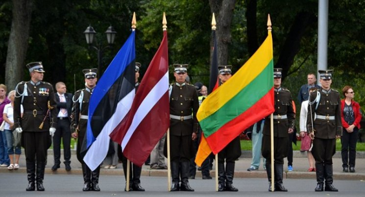 фишки дня - 22 сентября, день единства стран Балтии