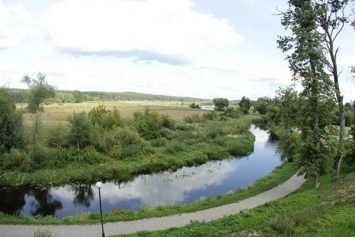 Супрасльский монастырь, природа, Польша, спецпроект Тайны монастырей