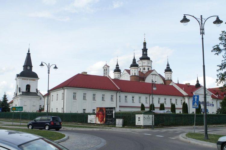 Супрасльский монастырь