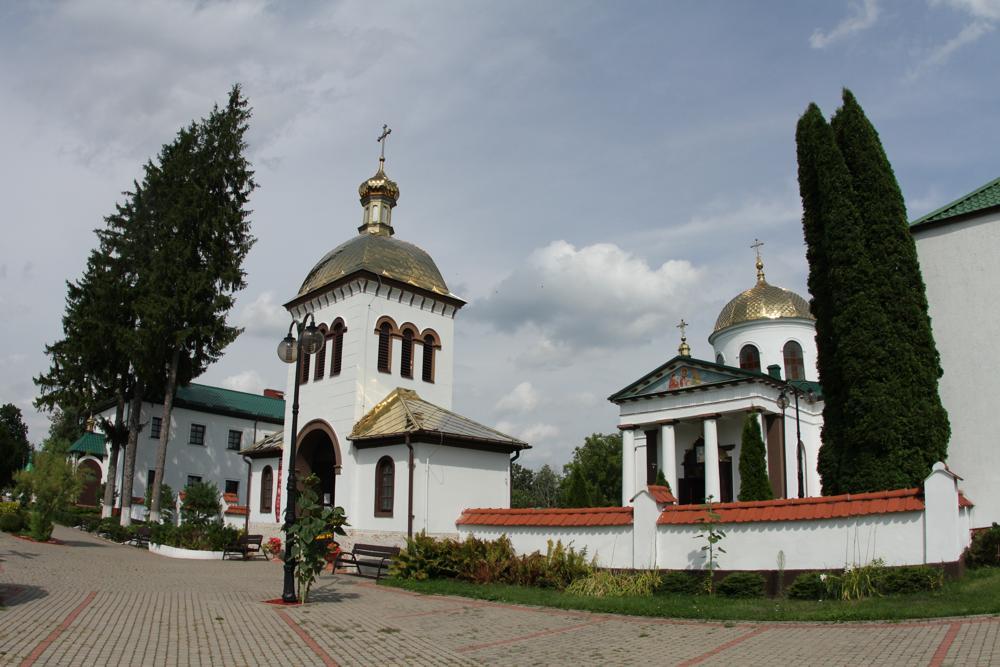 Яблочинский монастырь — чудо из Буга и операция Висла (фоторепортаж)