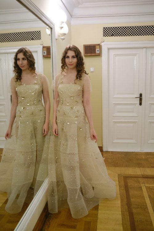 Дали Гуцериева, виолончель, музыкант, Национальная опера Украины