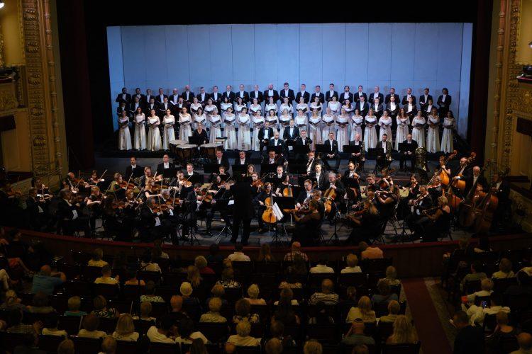 Хобарт Эрл, дирижер, музыкант, Национальная опера Украины, интервью, LifeGid, концерт