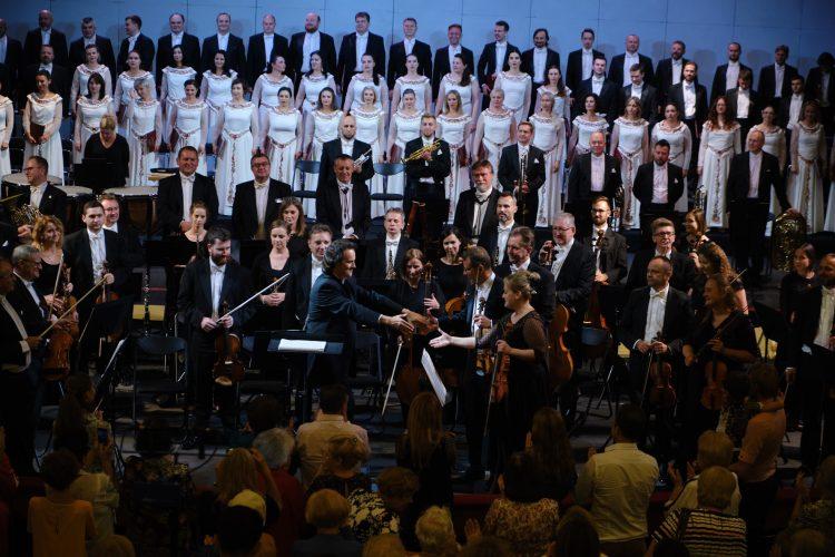 Хобарт Эрл, дирижер, музыкант, Национальная опера Украины, интервью, LifeGid, выступление