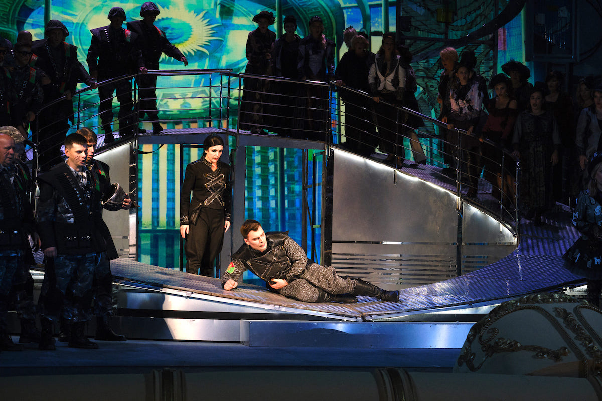 новости киева, национальная опера украины, опера, фауст