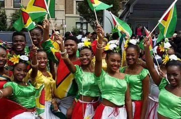 фишки дня, день индейцев Гайана